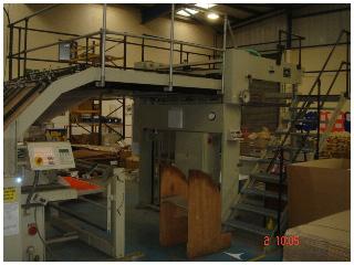 Laminators & Carton Machinery